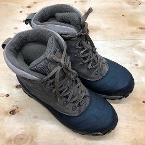 Men's The North Face Winter Boots Brown Size 9.5